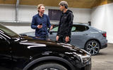2020 Polestar 2 prototype drive - interview