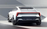 2020 Polestar Precept concept - static rear