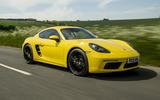 97 Porsche 718 Cayman