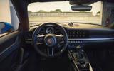 97 Porsche 911 GT3 2021 official images interior