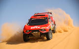 97 Prodrive BRX Dakar rally dunes