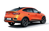 2021 Renault Arkana official European images - hero rear