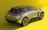 Renault Morphoz concept official studio images - rear