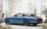 97 Rolls Royce Boat Tail 2021 official reveal rear
