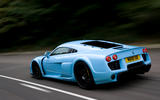 Road test rewind: Noble M600 - tracking rear