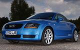 97 Ruppert 3cargarage May 4 Audi TT