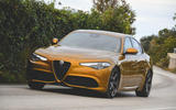 Top 10 best sports saloons 2020 - Alfa Romeo Giulia Veloce