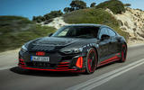 Top 10 best electric sports cars Audi RS E-tron GT