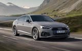 Top 10 style saloons 2020 - Audi A5