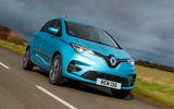 Top 10 small electric cars Renault Zoe