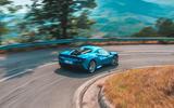 Top 50 cars 2020 - final five - Ferrari F8 Tributo rear