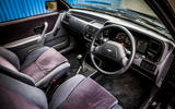 97 used buying guide Ford Escort XR3i interior