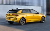 97 Vauxhall Astra 2022 official images static rear