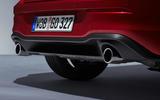 Volkswagen Golf GTI 2020 design cues - exhausts