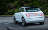 97 Volkswagen ID Life concept drive tracking rear