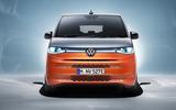 97 volkswagen multivan t7 2021 official images nose