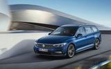 Volkswagen Passat 2019 press - driving