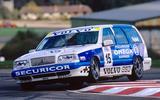 97 Volvo BTCC racer