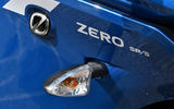 Detail and quality of Zero Motorcycles SR/S is top-notch