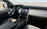 Land Rover Discovery MY2021 official images - dashboard