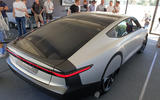 Lightyear One at Goodwood 2019 - rear