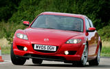 Mazda RX-8 used buying guide - on the road front