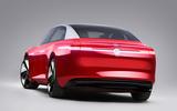 Volkswagen ID Vizzion concept - rear