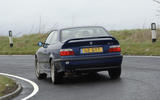 Used buying guide BMW E36 M3 - rear