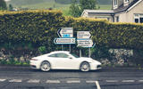 98 A911 on the A911 feature junction