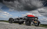 Ariel Atom 4 2018 first drive review static rear