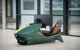 98 Aston Martin AMR C01 simulator tested