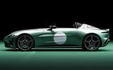 98 Aston Martin V12 Speedster DBR1 spec side