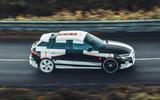 Audi S3 2020 prototype drive - hero side