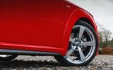 Audi TT Mk3 - static wheel