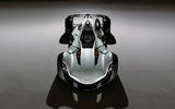 BAC Mono R carbonfibre feature - face on