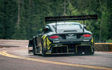 98 Bentley continental GT3 pikes peak synthetic fuels rear