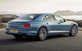 98 Bentley Flying Spur Mulliner official reveal rear