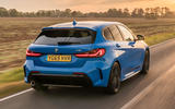 98 BMW 1 Series nearly new guide 2021 rear