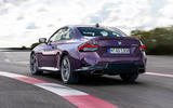 98 BMW 2 Series 2021 official reveal hero rear