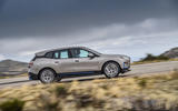 BMW iNext official images - tracking side
