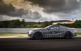 2019 BMW M8 prototype ride - hero side