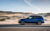 98 BMW X3 M 2021 LCI official images hero side