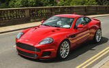 CALLUM Vanquish 25 production specification revealed - on the road front
