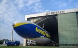 Autocar Christmas Road Test 2020: the Goodyear Blimp - hangar
