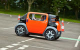 Citroen Ami One concept driven - on the road