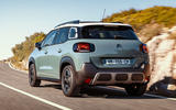 98 Citroen C3 Aircross MY2021 official images tracking rear