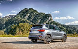 Cupra Ateca 2018 first drive review - static rear