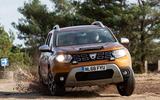 Dacia x Future Terrain - front action