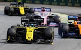 Daniel Ricciardo interview - battling McLaren