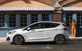 98 Ford Fiesta 2021 refresh ST Line static side